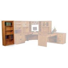 Prairie Mission Bookcase Unit #10