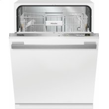G 4998 Vi AM Fully-integrated, full-size dishwasher with hidden control panel, cutlery basket and custom panel and handle ready