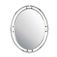 Pocelona Vintage Mirror Chrome