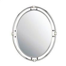 Pocelona Vintage Mirror Chrome