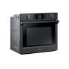 """30"""" Flex Duo(tm) Single Wall Oven In Black Stainless Steel"""