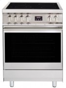"""24"""" (60cm) stainless steel slide-in electric range Product Image"""
