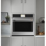 """GE 27"""" Built-In Single Electric Convection Wall Oven"""