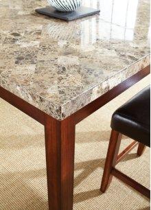 """Montibello Counter Table 54"""" x 54"""", (36""""H)"""
