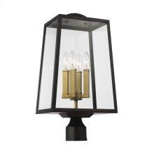 4 - Light Post/pier Lantern