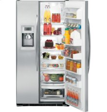 Floor Display - GE Profile™ 24.6 Cu. Ft. Side-by-Side Refrigerator