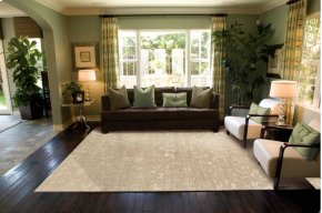 SILK SHADOWS SHA03 LGD RECTANGLE RUG 8'6'' x 11'6''