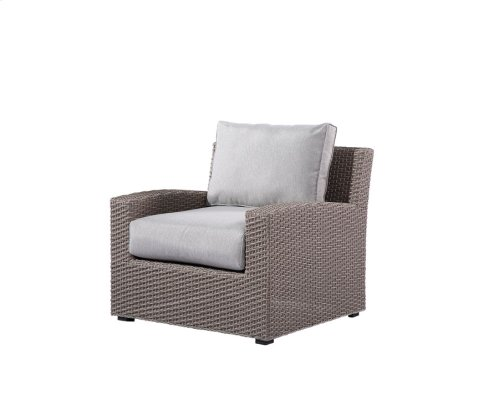 Club Chair Spuncrylic (1pc/ctn) Brick Grey# Tw08071