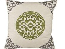 Thrive Medallion Pillow