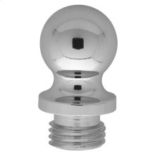 Polished Chrome Ball Finial