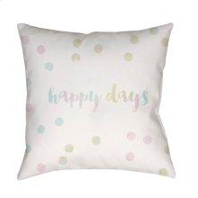 "Happy Days QTE-036 20"" x 20"""