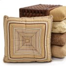 Outdoor Wedge Throw Pillow Product Image