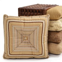 Outdoor Wedge Throw Pillow