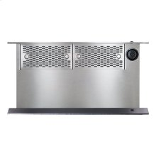 "Renaissance 36"" x 15"" Downdraft, in Stainless Steel"