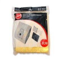 Type H30 Bag & Filter Set