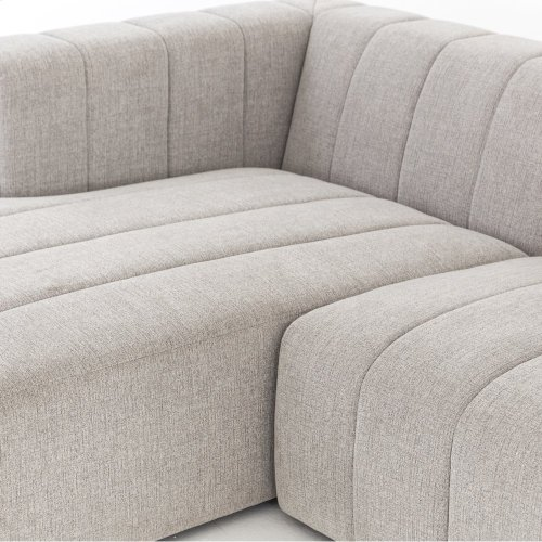 Langham Channelled 4-pc Sectional-laf Ch