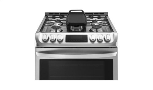 Lsg4513st In Stainless Steel By Lg In Beltsville Md 6 3 Cu Ft