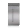 "Subzero 42"" Classic Side-By-Side Refrigerator/freezer"