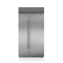 "42"" Classic Side-by-Side Refrigerator/Freezer"