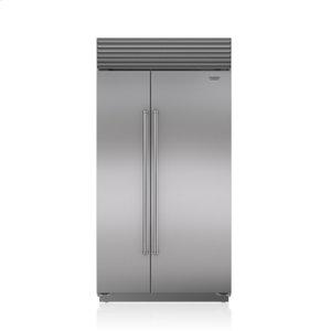 """Sub-Zero42"""" Classic Side-by-Side Refrigerator/Freezer"""