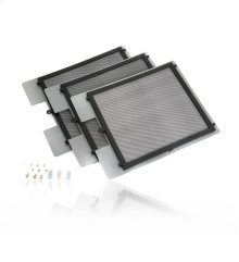 Range Hood Replacement Charcoal Filter (3-Pack) - Other