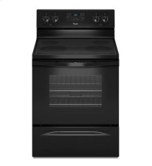 """4.8 cu. ft. Capacity Electric Range with 9""""/6"""" Dual Radiant Element"""