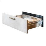 """27"""" Integrated Warming Drawer, Panel-Ready"""