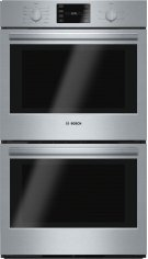 "500 Series, 30"", Double Wall Oven, SS, EU conv./Thermal, Knob Control Product Image"