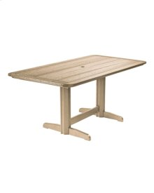 "T11 72"" Rectangular Dining Table"