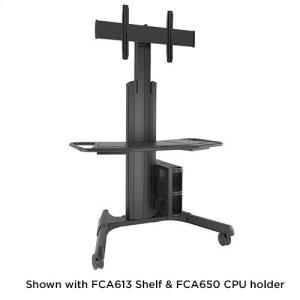 Chief ManufacturingLarge Fusion Manual Height Adjustable Mobile AV Cart