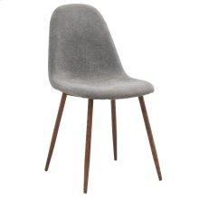 Lyna Side Chair in Grey , 4pk