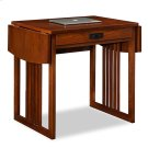 Mission Oak Drop Leaf Computer/Writing Desk #82420 Product Image