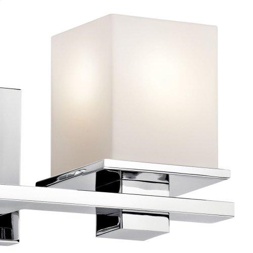 Tully Collection Tully 2 light Bath Light - Chrome CH