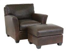 Fletcher Chair & Ottoman