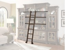Shelf, Ladder & Ladder Rail