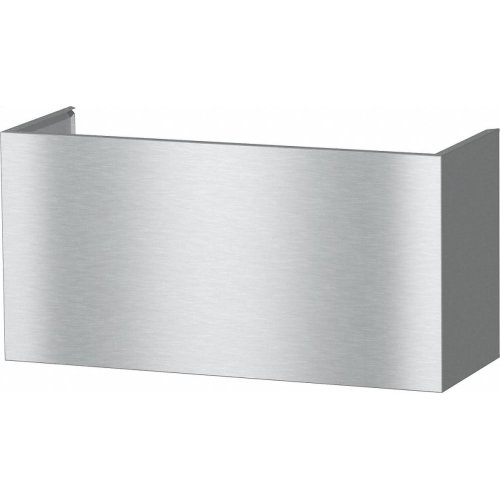 DRDC 3618 Duct Cover Chimney for concealing the ducting and adjusting the height to the wall unit.