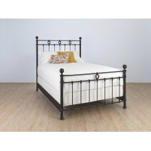 Latif Iron Bed