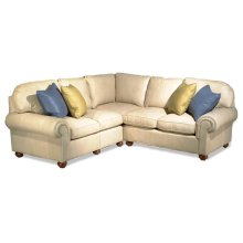 Wexford Left Arm Facing Corner Sofa