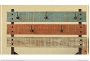 Hall Tree - Bench w/ hooks Product Image