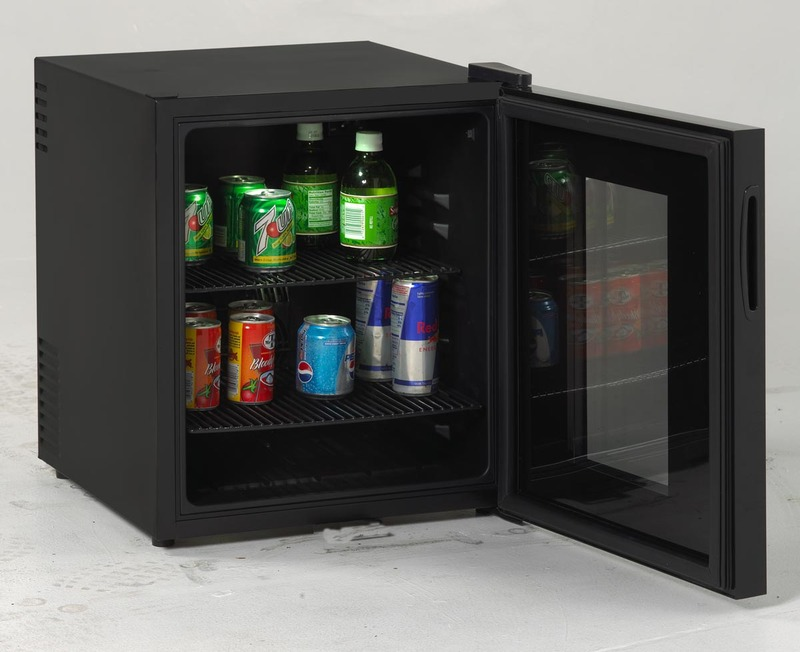 1.7 CF Deluxe Beverage Cooler