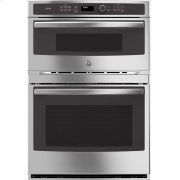 GE Profile™ Series 30 in. Combination Double Wall Oven with Convection and Advantium® Technology Product Image