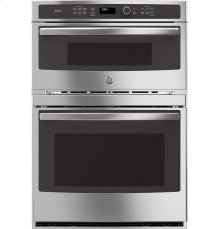 GE Profile Series 30 in. Combination Double Wall Oven with Convection and Advantium® Technology