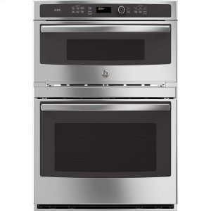 GE ProfileGE PROFILEGE Profile™ Series 30 in. Combination Double Wall Oven with Convection and Advantium® Technology