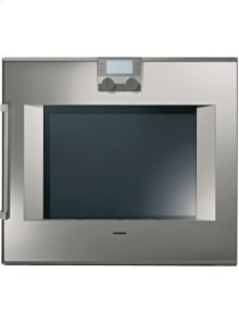 "200 series oven BO 280 611 Stainless steel-backed full glass door Width 30"" (76 cm) Right-hinged"