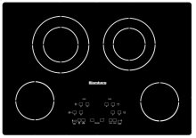"""30"""" Smooth Top Electric Cooktop"""