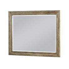 Emerald Home Interlude II Mirror Weathered Pine B561-24