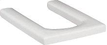 Bidet seat - White Alpin CeramicPlus