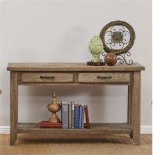 Sofa Table w/ Drawers
