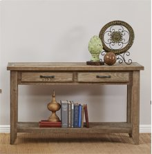 Sofa Table w/ Drawers