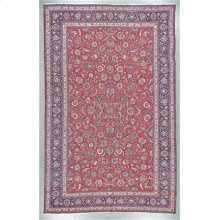 """PERSIAN 000051327 IN RED BLUE 10'-4"""" x 16'-2"""""""